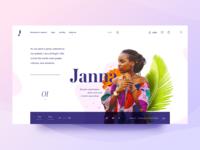 Janna page