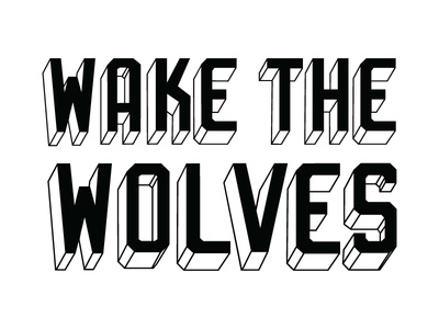 Wake the Wolves Logo