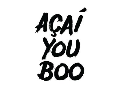 Acai you boo