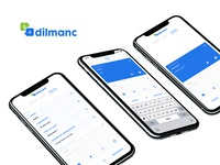 Dilmach - Translate App Concept