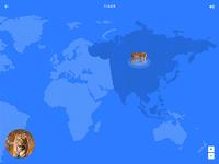 A - Z Animals App Concept: Tiger