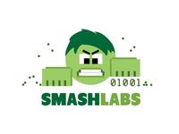 Smash Labs   Logo Concept