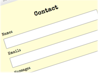 SRHM Contact Page