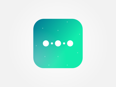 Recruitd App Logo illustrator brand logo applogo