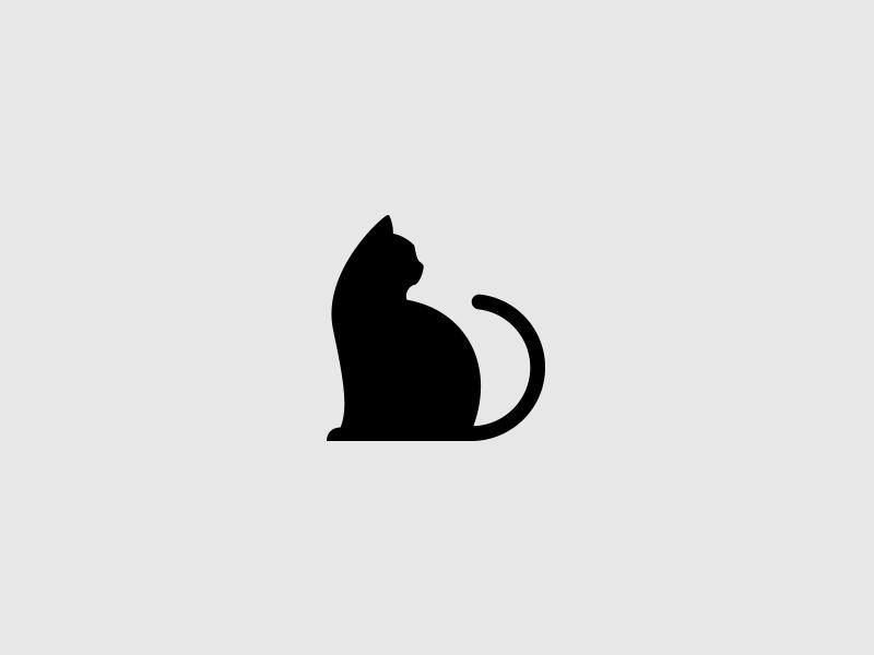 Cat Logo By Guilder On Dribbble