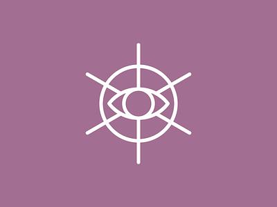 Heart and Soul meditation yoga icon organic minimalism health minimal logo brand identity geometry spiritual life coach