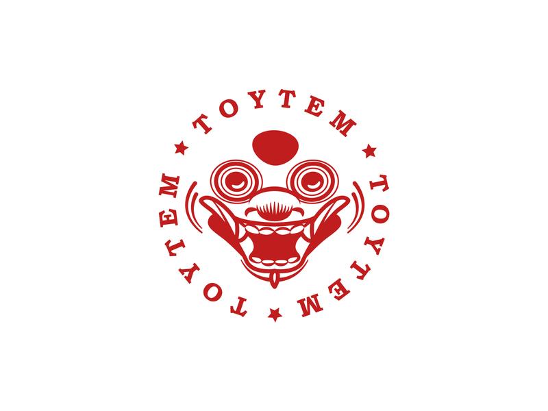 The Toytem Vinyl toys logo
