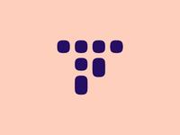 Traackr logo icon by felice della gatta