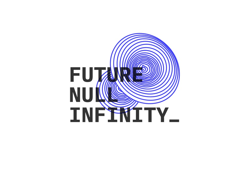 Black Hole Logo Design