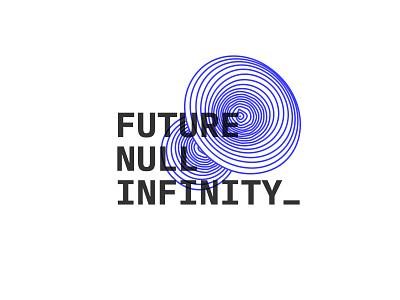 Black Hole Logo Design minimal technology tech brand identity branding logo black hole space