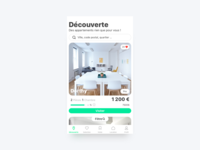 Pinpo App - appartement feed