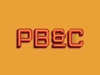 Pacific Box & Crate, Monogram Neon