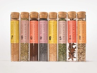 Sheffield & Sons Spice Packaging