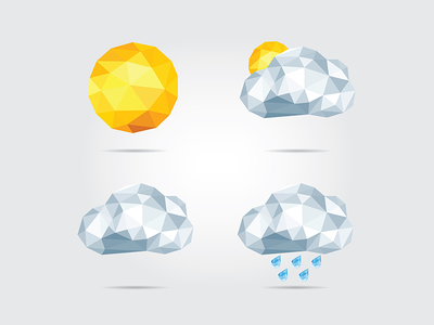 Polygonal Weather