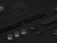 Revolut design 2560x1440   black