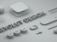 Revolut design 2560x1440   white