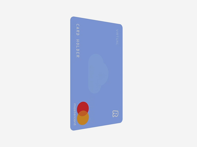 3D Models — Virtual Cards