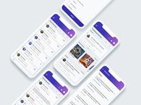 Mobile CMS App UI Kit