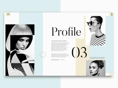 Catalog/Brochure page III