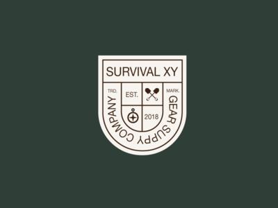 Surviaval Badge