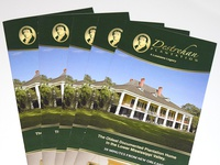 Destrehan Plantation Brochure