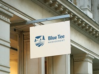 Blue Tee Management - Signage
