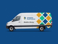Mobile Library Van Design