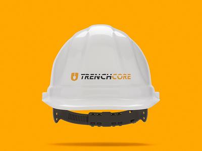 Construction Company Brand Identity van hard hat construction company graphic design logos logo design logo branding brand identity