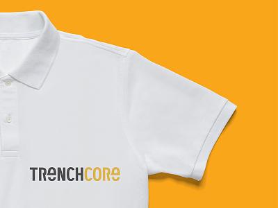 Polo Shirt Mockup for Construction Company apparel graphic design logos logo design logo brand identity branding