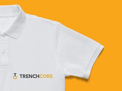 Branded Polo Shirt shirt apparel graphic design logos logo design logo brand identity branding
