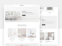 Abstractco - Landing Page