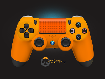Tracemaker hardware photoshop tracer overwatch controler playstation dualshock4