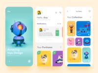 Toys Shop App