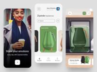 Appliances Mobile App