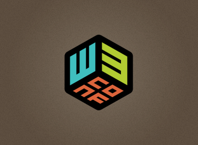 W3Conf, 3rd attempt logo