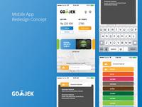 GO-JEK App Redesign