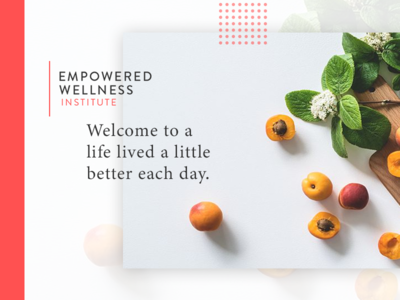 Early exploration for new wellness brand visual  identity exploration wellness design brand and identity