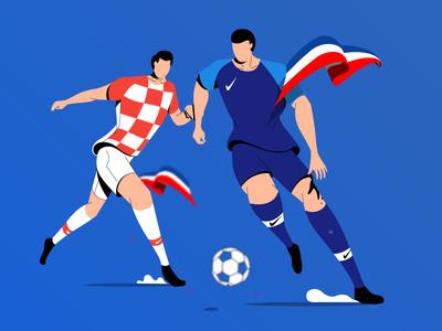 Football Illustration 02