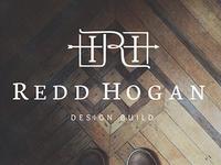 Redd Hogan Design Build Final Logo