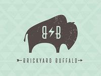 Brickyard Buffalo Logo