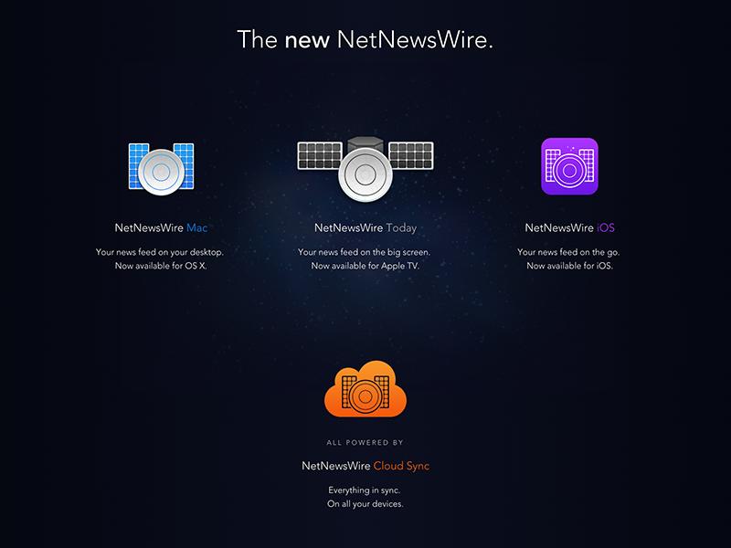 New NetNewsWire flexbox avenir netnewswire