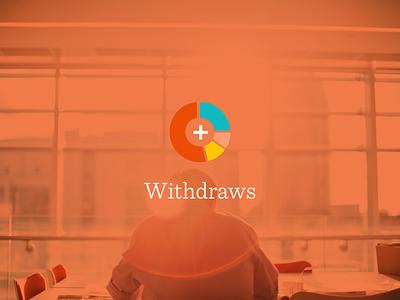 Withdraws