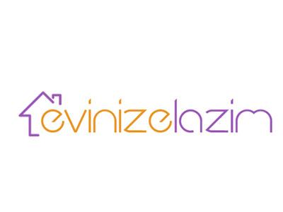 Evinizelazım logo evinizelazim shop instagram home ai psd design logo