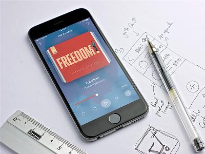 HiMusic - Music Player mp3 app design app design app screen music player mp3 player himusic
