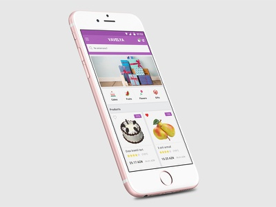 Vavelya - Mobile Design concept mobile design psd page design design concept mobile vavelya