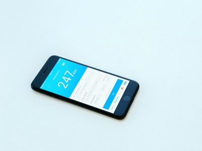 Checkout screen wallet ux ui shopping payment mobile ios ecommerce clean checkout cart app
