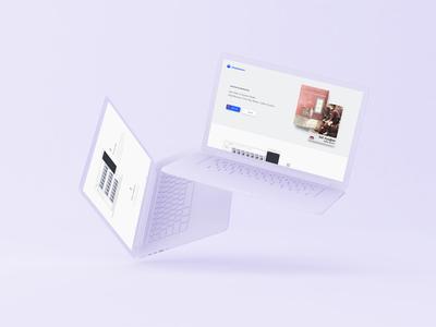 Kitapdostum.com Redesign concept