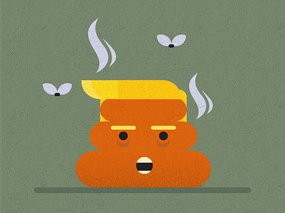 Shithead/Donald Trump graphicdesign vectorart vector illustration artist art president america us donaldtrump shithead