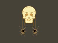 Skull & Spiders