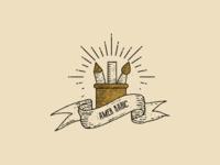 Amer Karic/Personal Logo